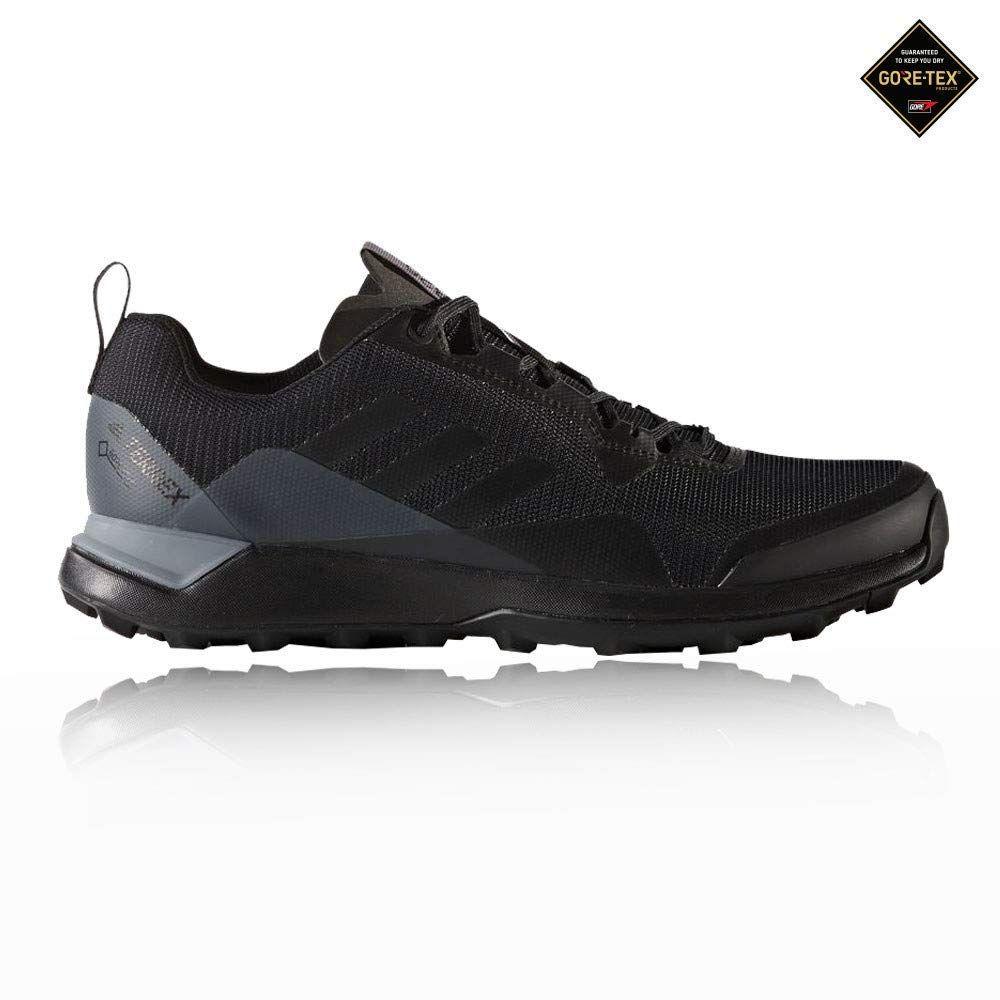 Adidas mens terrex cmtk gtx low rise hiking boots blue