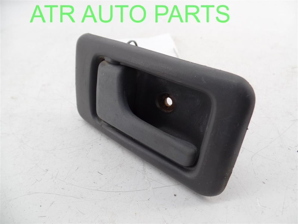 1998 1999 2000 2001 2002 Isuzu Rodeo Interior Driver Door Handle 8 97394 049 0 Chevy Trucks Chevy Trucks