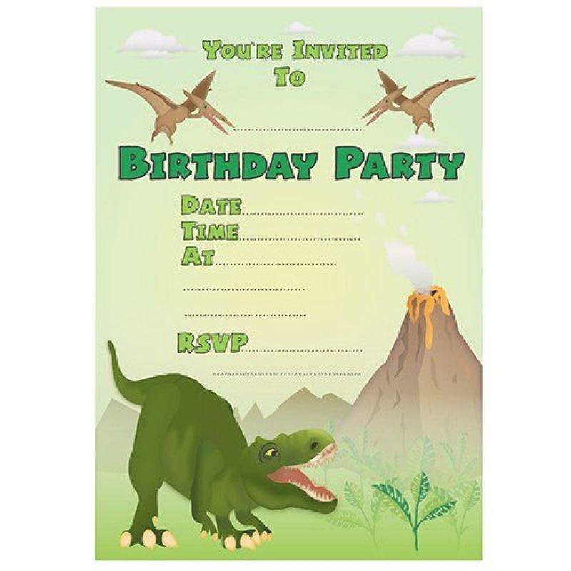dinosaur invitations dinosaur birthday