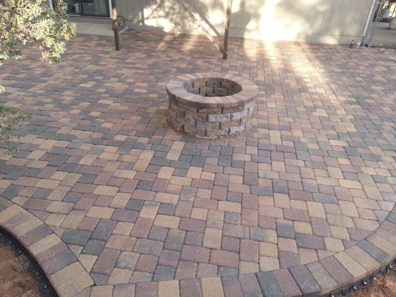 Tips To Build A Driveway With Belgard Pavers Home Ideas Utility
