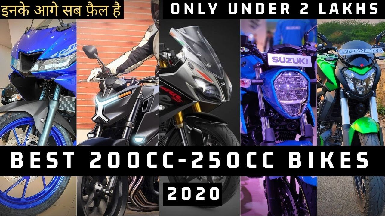 Top 6 Best Bikes Under 2 Lakh In India 2020 Price Best 200cc
