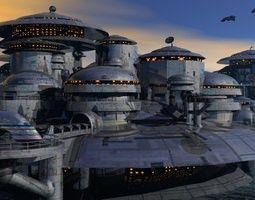 Free  obj Sci fi 3D Models | Get free 3d model, download MAX