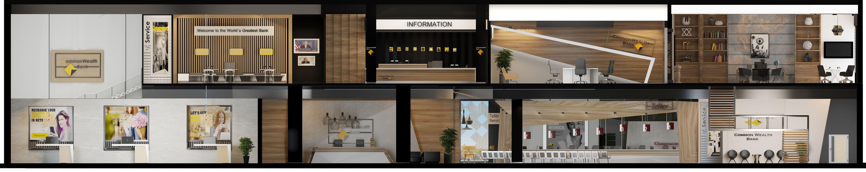 Bank Interior Design Section Bank Interior Design Interior