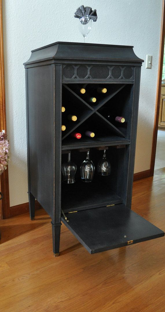 This Magnificent Custom Conversion Of An Edison Diamond Disc Phonograph Cabinet Brings Piece Out