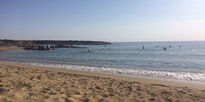 Coral Bay Beach, Paphos, Cyprus, Europe