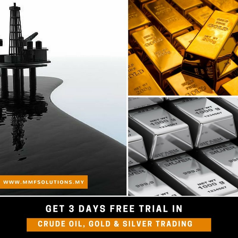 Get 3 Days Free Trial In Crude Oil Gold Silver Trading Hurry