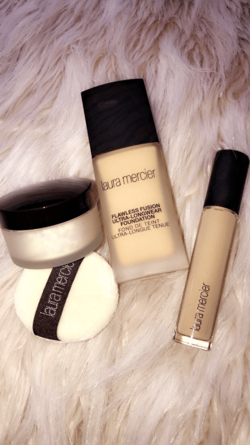 Laura Mercier Makeup Flawlessfusion Box Influenster Branded Blonde In 2020 Laura Mercier Makeup Laura Mercier Concealer Laura Mercier