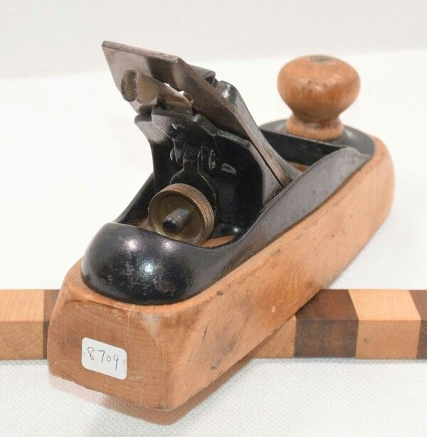 Sargent No.3410 transitional smooth plane.