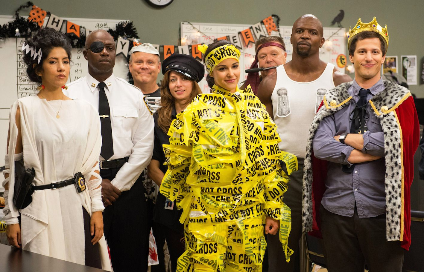 Brooklyn Nine Nine A Cracking Show Brooklyn Nine Nine Good