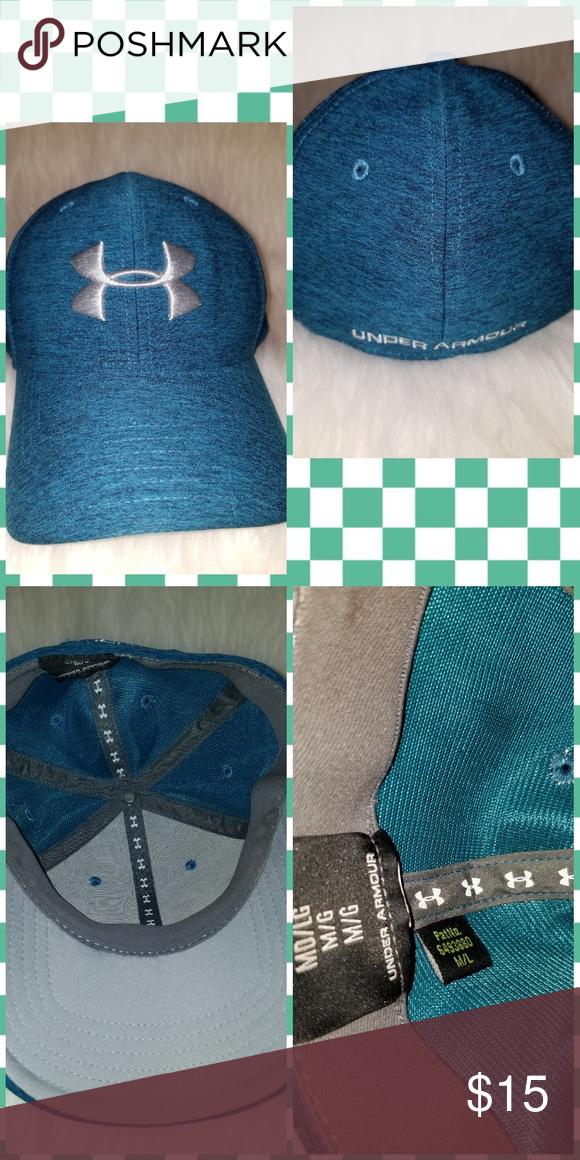 Under Armour Hat Under Armour hat Pat No 6493880 M L Color b13313191ab