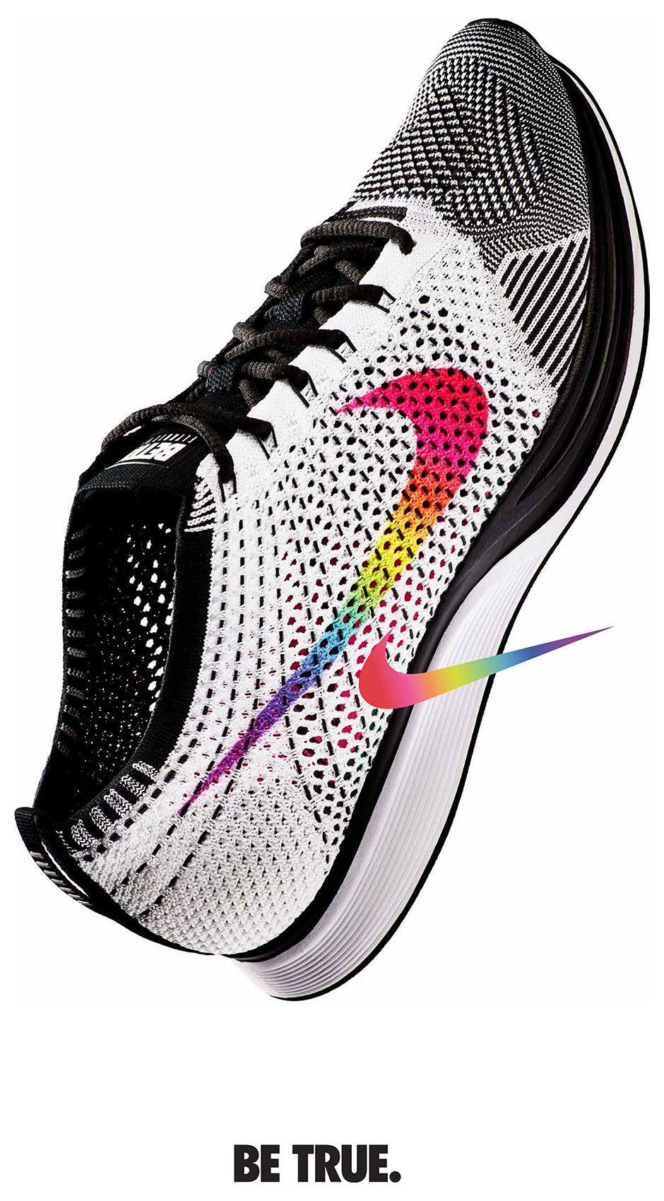 3bb902255a Nike BETRUE 2017 Release Date | Pride Month LGBTQ | Sneakers, Nike ...