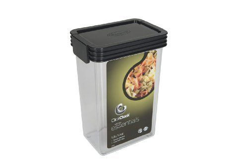 Click Clack Kitchen Essentials 1 25 Quart Airtight Container