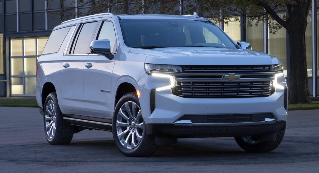 2021 Chevrolet Suburban Retains Old Models Prices Starts From