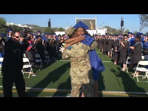 Soldiers coming home compilation, 2016 - Welcome Home Soldiers Surprise .