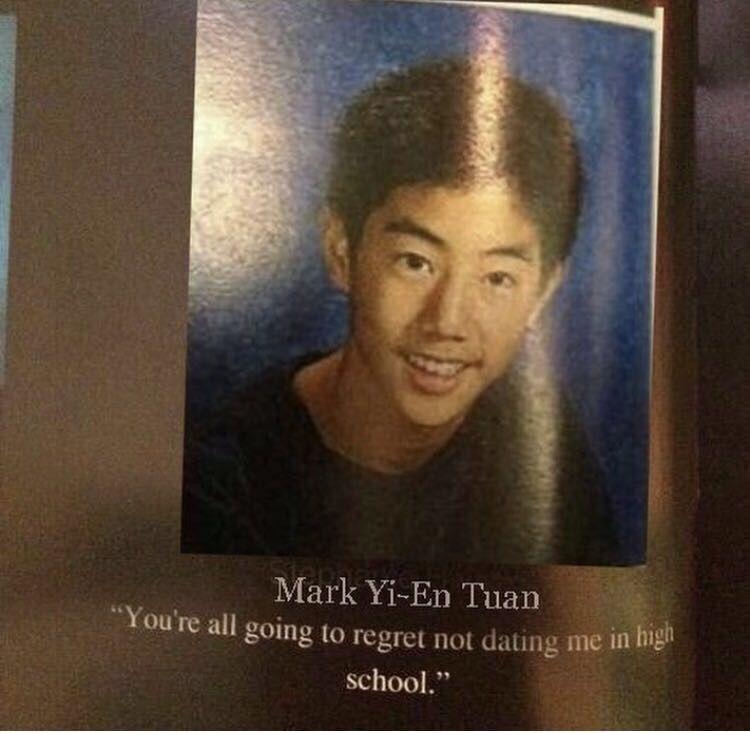 Mark dating jokes