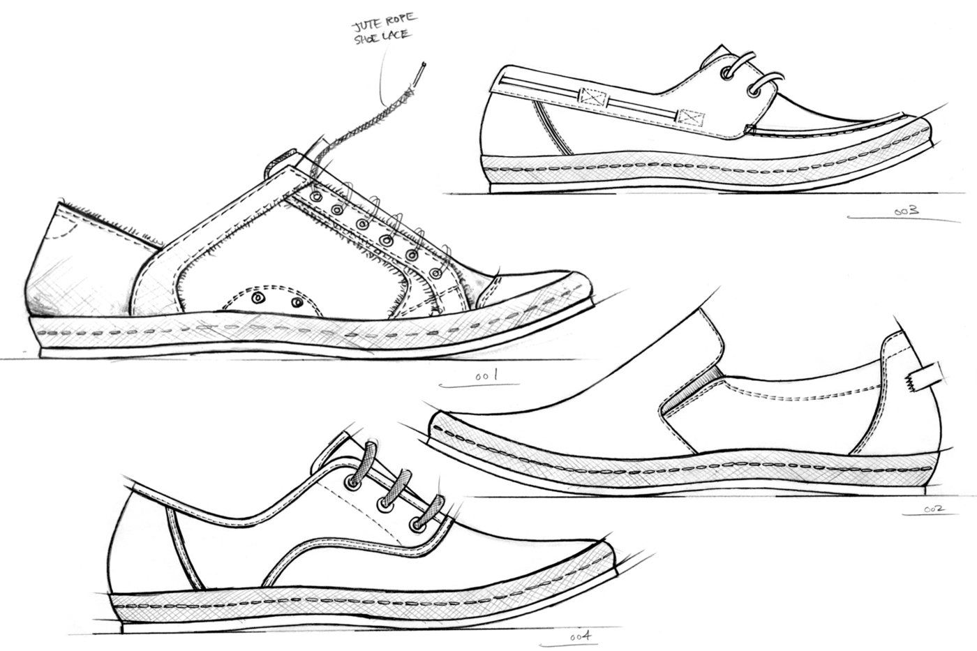 Footwear Sketches By Jason Clifton At Coroflot Com Shoe Design Sketches Shoes Drawing Vintage Sewing Patterns