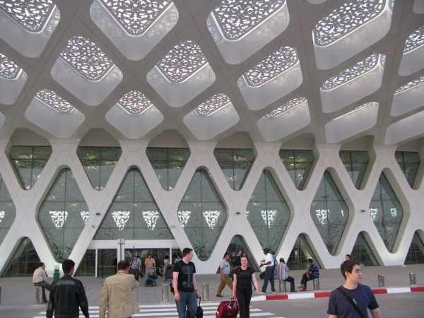 Top Most Beautiful Airports Of The World Marrakech Menara - 10 most beautiful airports in the world
