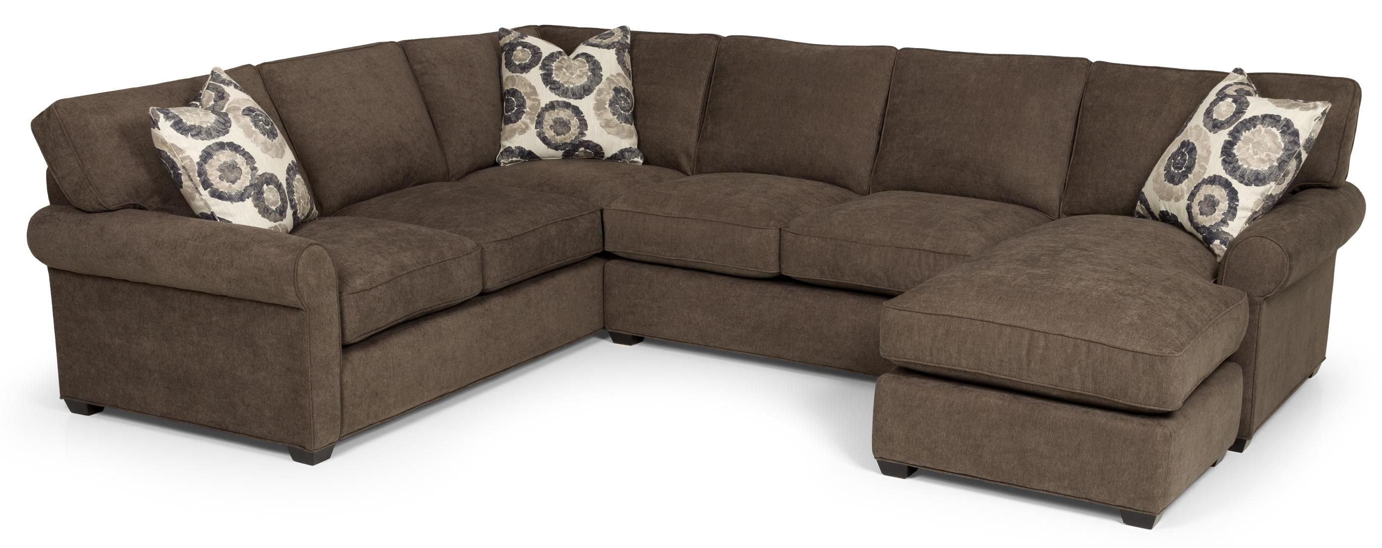 Excellent 225 Transitional 2 Piece Sectional Sofa With Chaise By Creativecarmelina Interior Chair Design Creativecarmelinacom