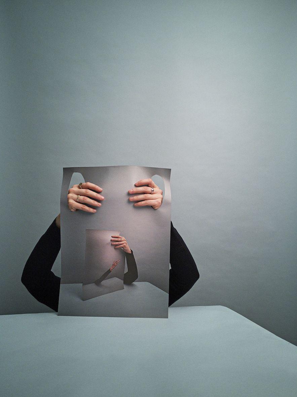 serie de fotografía conceptual