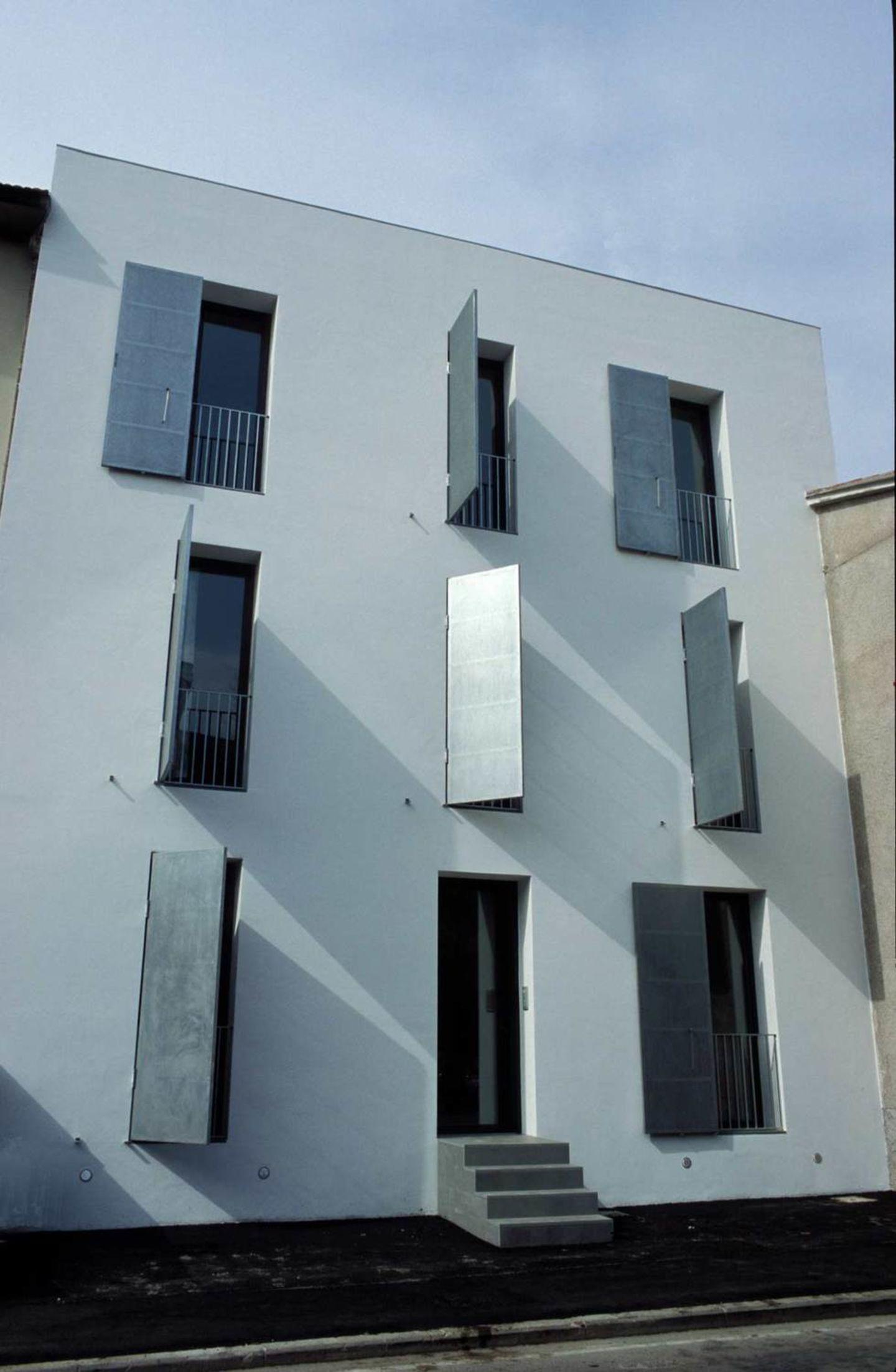 Lapo Ruffi · Casa D · Divisare Architetti, Case, Edifici