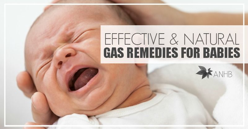 Effective and Natural Gas Remedy for Babies | All Natural ...