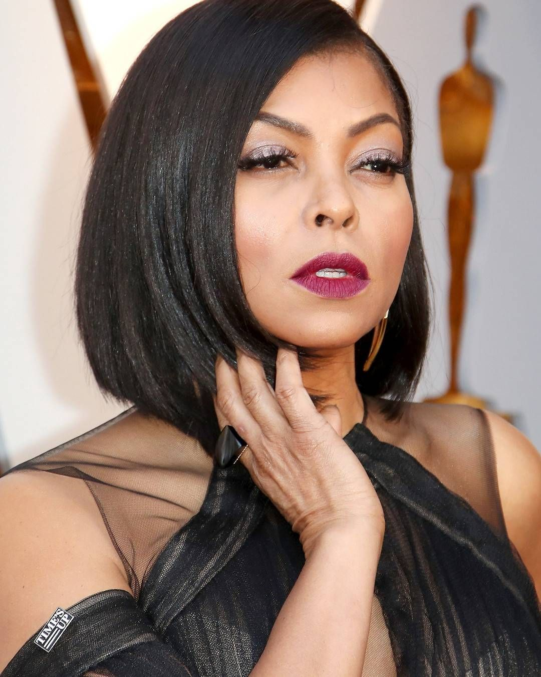 Taraji P. Henson's Makeup Pro Shares How to Get Rid of