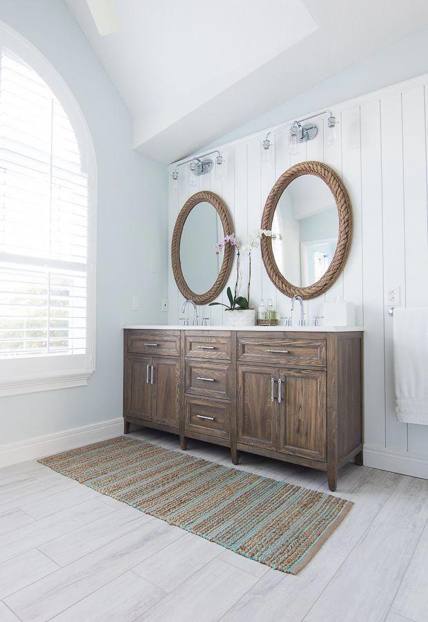 topsail sw paint coastal master bathroom bathroomdiycheap