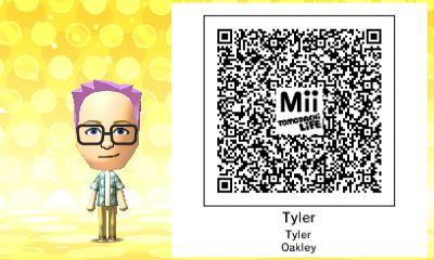 Pin On Tomodachi Qr Codes
