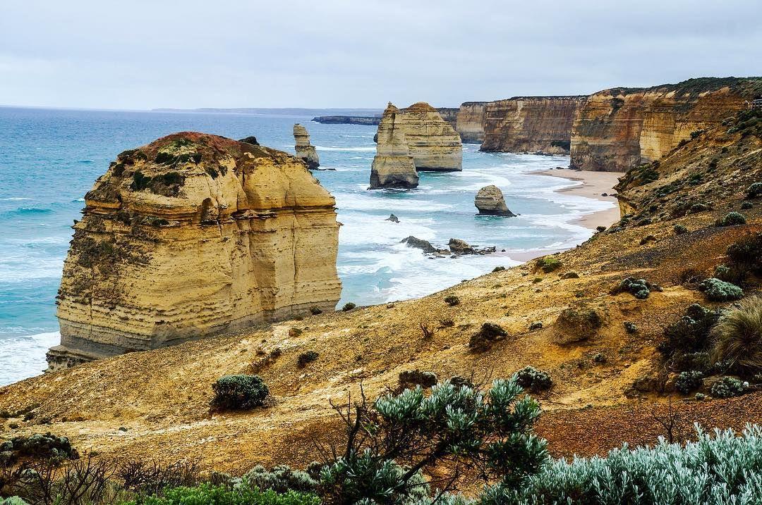 #amazing#wonderful#nature#landscape#greatoceanroad#12apostles#tour#melbourne#travel#australia#멜버른#여행#투어#그레이트오션로드#호주#풍경#자연 by xxbeautifulmoments