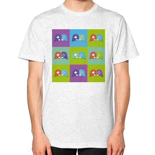 Gamer's Mentor Unisex T-Shirt (on man)