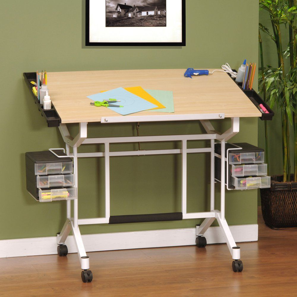 Studio Designs Pro Craft Station On Wheels   What We Like About This Table  The Studio