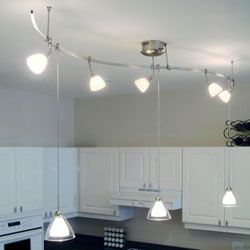 Monorail lighting fixtures kitchen pinterest gallery monorail lighting fixtures mozeypictures Choice Image