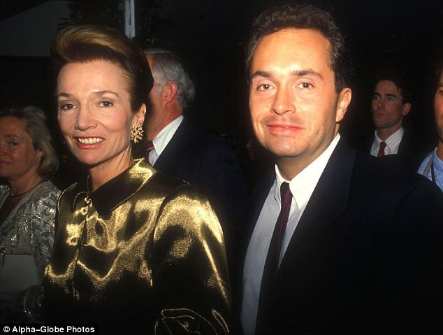 Lee Radziwill Horrified That Her Daughter In Law Is A Real Housewife Lee Radziwill Kennedy Family Carolyn Bessette Kennedy