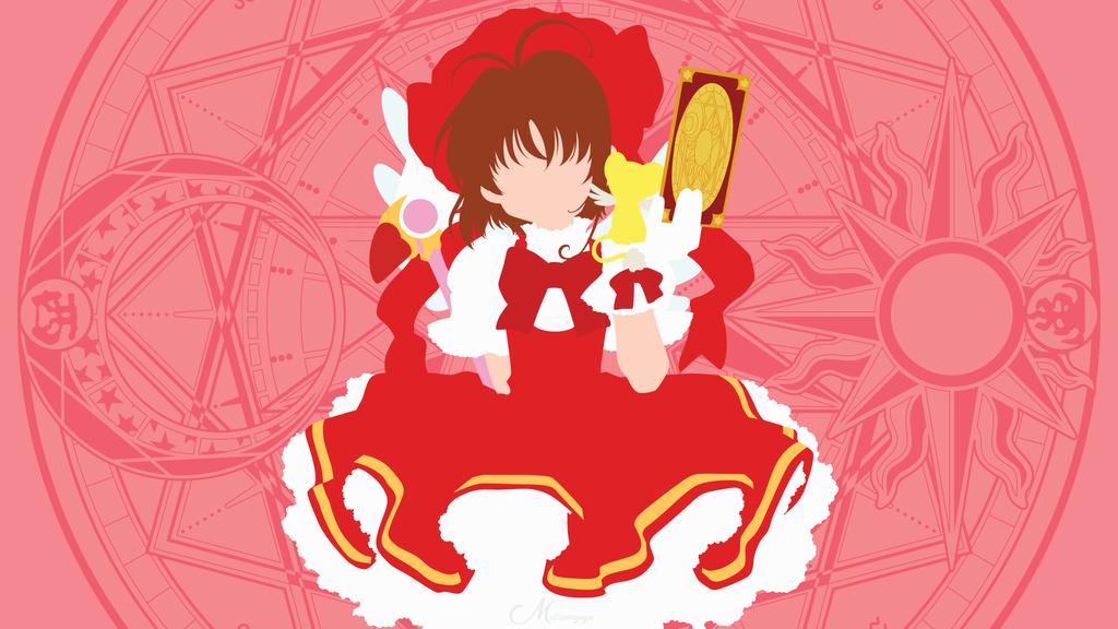 Sakura From Cardcaptor Sakura By Matsumayu Deviantart Com On Deviantart Cardcaptor Sakura Sakura Art Sakura