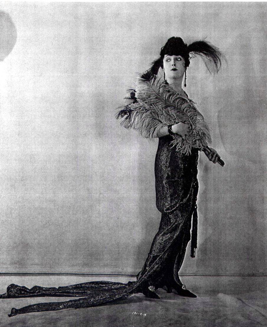 Silent movie star normand