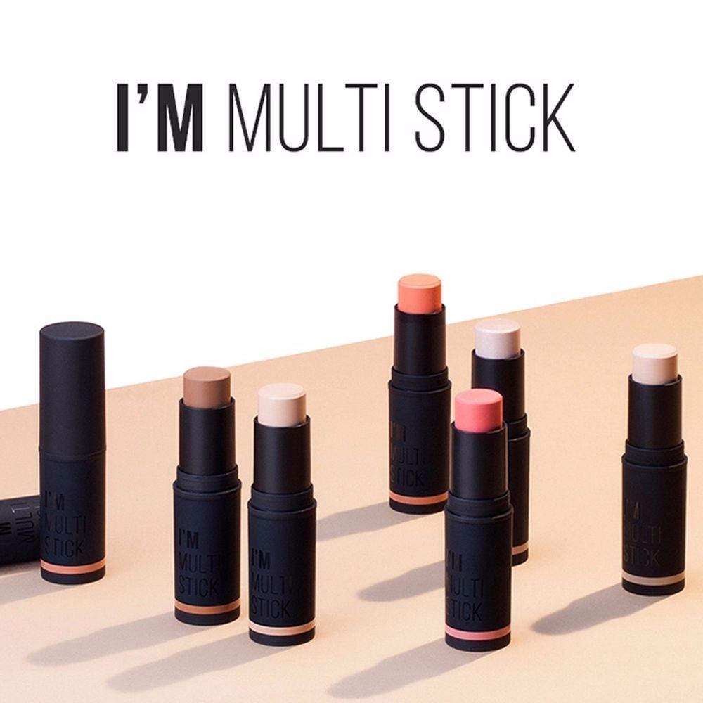 I'M MEME Multi Stick Face Changer Foundation Shading Highlighting Blusher Stick  #IMMEME