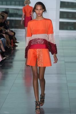 Antonio Berardi Spring 2015 Ready-to-Wear Fashion Show: Complete Collection - Style.com