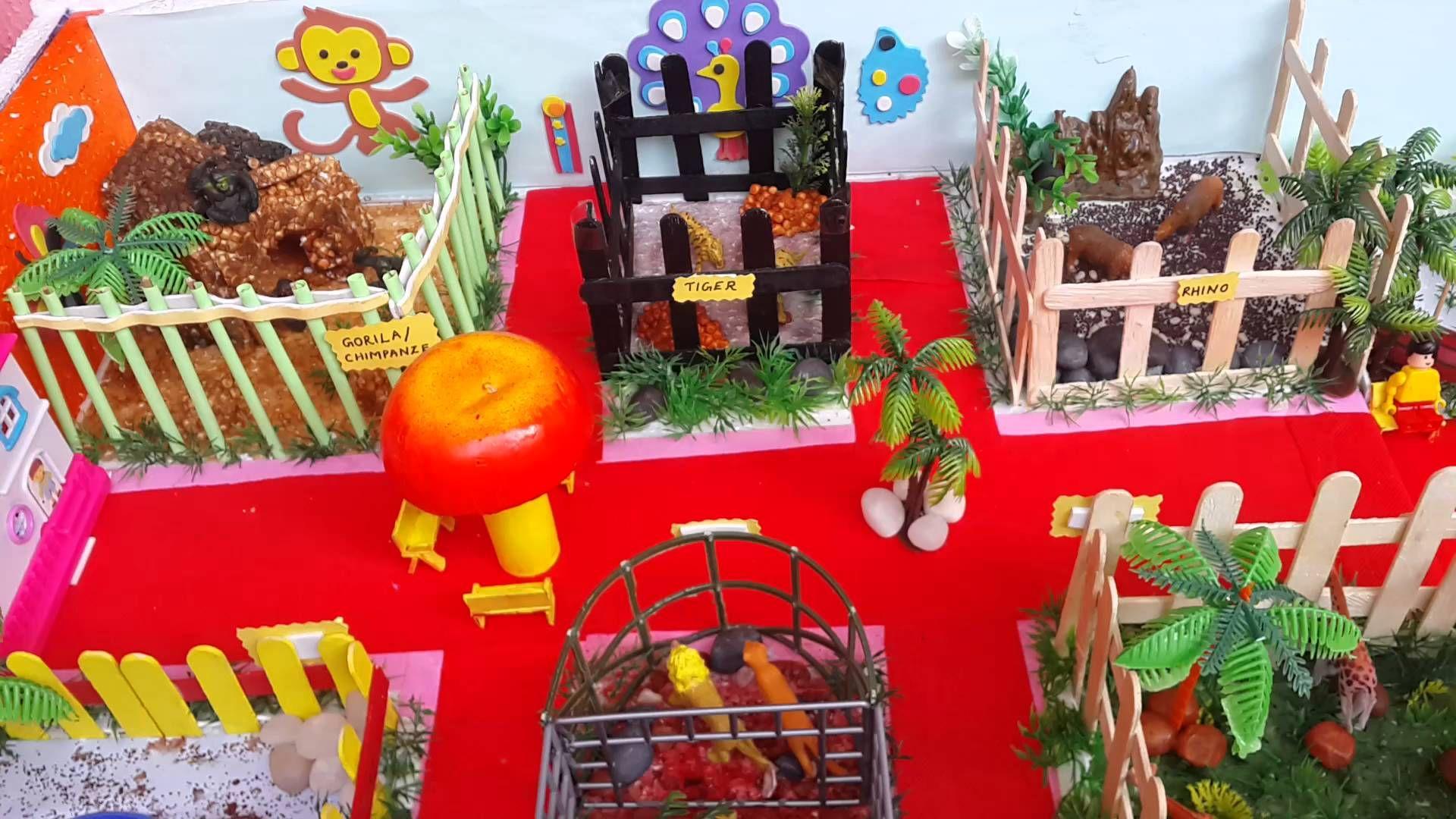 Zoo Model For Kids