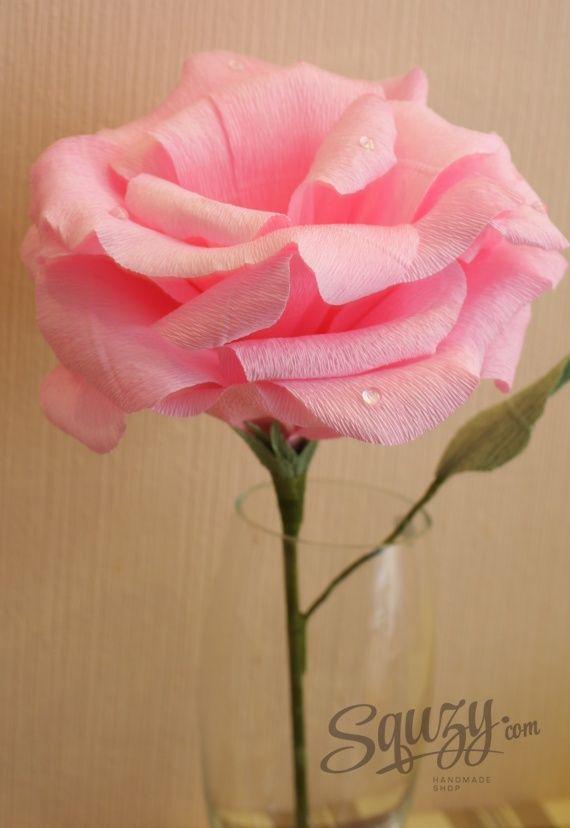 Как сделать поделки из роз