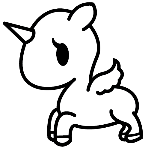 Tokidoki Coloring Pages Az Coloring Pages. Tokidoki. Everything  Tokidoki Unicorno, Coloring Pages, Unicorn Coloring Pages