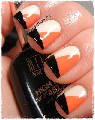 A Girl And Her Polish With Images Halloween Nails Fabulous