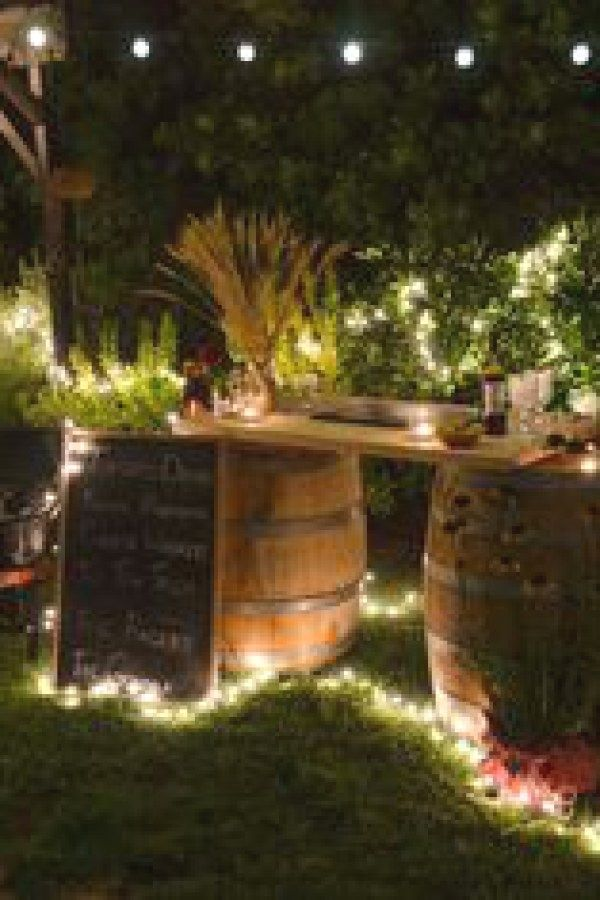 30 Diy Lighting Ideas At Night Yard Landscape With Outdoor Lights Outdoor Patio Lights Rustic Outdoor Lighting Diy Outdoor Lighting