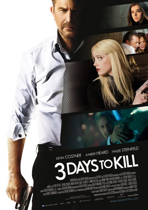 Poster zum Film: 3 Days to Kill