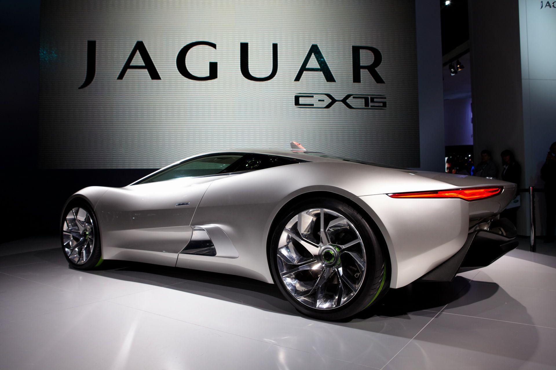 Nice Jaguar Cx75 Asphalt 8