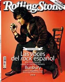 enrique bunbury | Enrique Bunbury en Rolling Stone