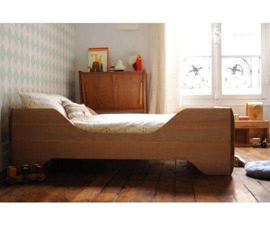 Toddler bed/ Kalon Studios