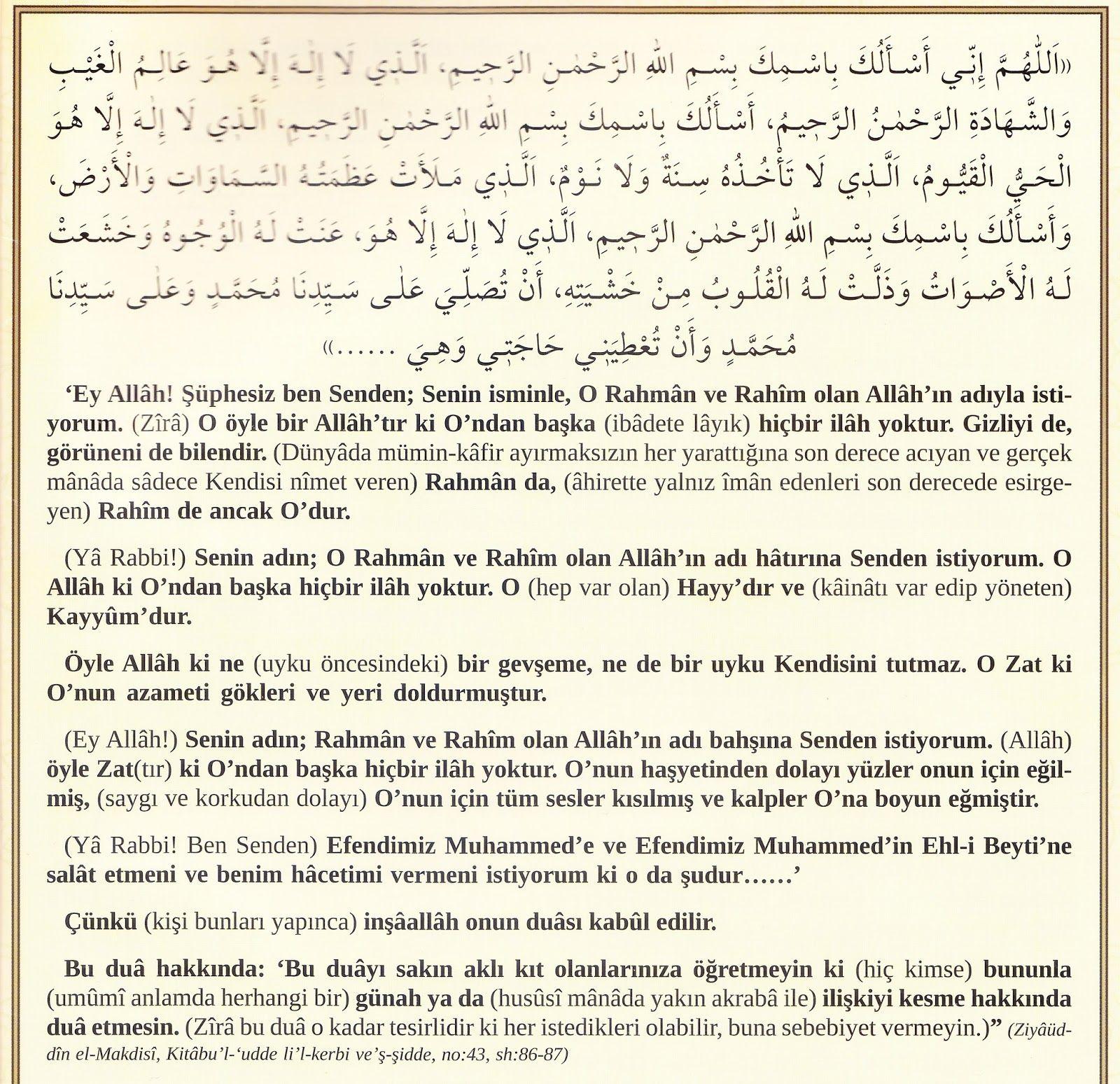 Dil Tutulmasına Ne iyi Gelir Okunacak Dua