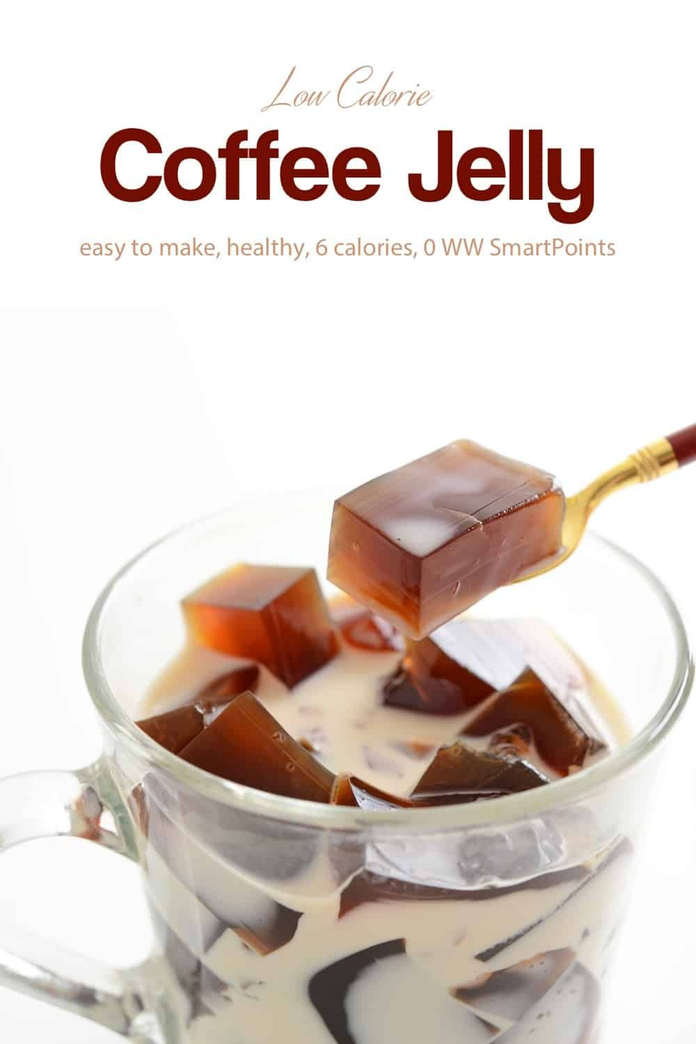 Coffee Jelly Calories