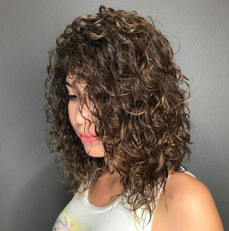 Loose Perm Medium Length Hair Loose Perms For Medium Length Hair Archives Hairstyles Medium Hair Perms For Medium Hair Permed Hairstyles Hair Styles