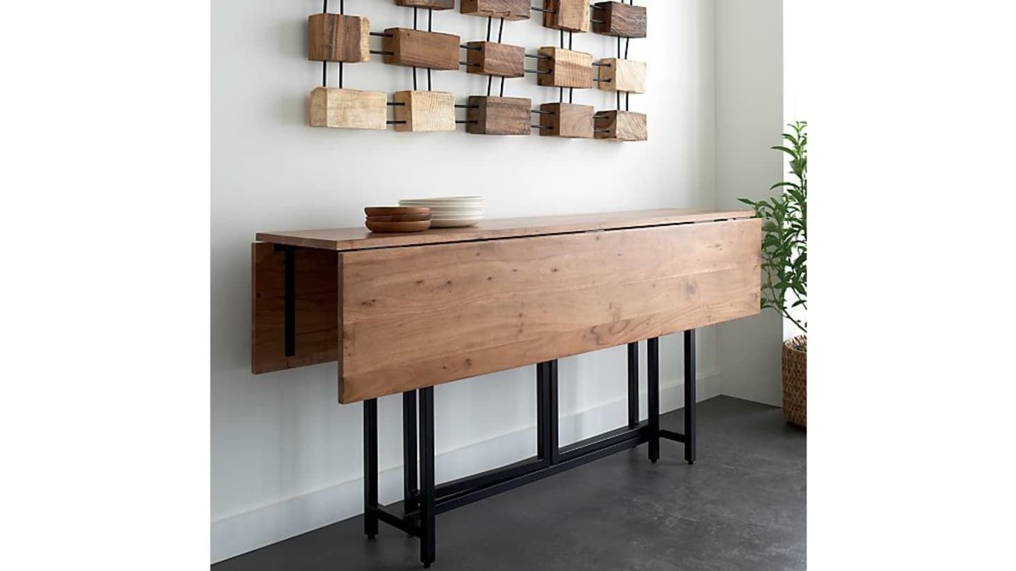 Expandable Dining Room Tables Perfect For Small Apartments Space